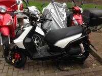 Yamaha BWS 125 2011 near offer accepted