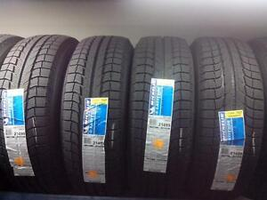 225/65r17 MICHELIN LATITUDE X-ICE XI2 BRAND NEW ON SALE ALL WINTER TIRES