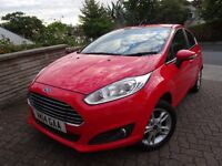 2014 (14 Reg) Ford Fiesta 1.5 Zetec 5dr Hatchback (A/C) Bluetooth *IMMACULATE CONDITION*
