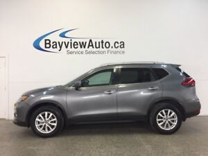 2017 Nissan ROGUE SV- AWD REM START PANOROOF HTD STS BLUETOOTH!