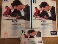 ACCA P2 Kaplan full study kit