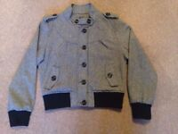 ladies evie coat,size 16,new without tags