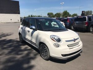 2014 Fiat 500L LOUNGE CUIR TOIT PANO MAGS
