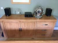Buffet unit/sideboard REDUCED IN PRICE- URGENT SALE