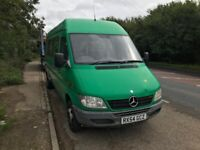 Mercedes-Benz, SPRINTER 411 CDI, Other, 2004, 2151 (cc)