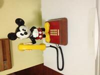 Very Nice Working Mickey Mouse Phone