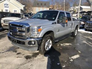 2012 Ford F-250 XLT 6.7l Powerstroke Diesel! only 169000kms