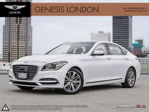 2018 Genesis G80 3.8 Technology Technology | 3.8L V6 Engine |...