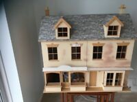 Terraced Dolls House