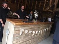 Event bar work in the South East area surrounding Guildford