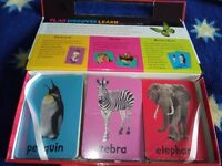 animals, flashcards, jigsaw, memory game