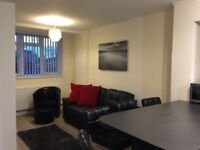 En-Suite Fully Furnished Double Room to Rent with All Bills Included in Professional House Share