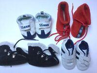 Baby Boy Shoes Bundle £5 Ref. 0094