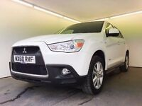 2010   Mitsubishi ASX 1.6 3   Manual   Petrol   6 Months Warranty   2 Former Keepers   HPI Clear