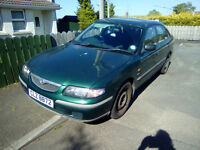 1998 Mazda 626 2.0L Automatic - MOT expires 30th July 2018