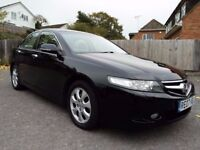 Honda Accord 2.4 i-VTEC Executive Automatic, Fresh Srvc, 190BHP