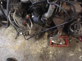 Ford transit 2.0 engine and gearbox