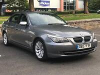 BMW 525D AUTOMATIC 2007 (07 REG)*£3750*FULL HISITORY*LEATHER INTERIOR*PX WELCOME*DELIVERY