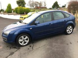 FORD FOCUS ZETEC CLIMATE 2007 ***MOT FEBRUARY 2018***