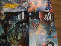 DC Comics Justice League United x 3