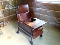Special needs chair for elderly