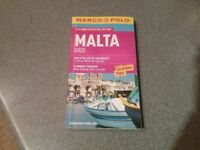 Marco Polo guide to Malta
