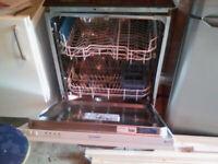 Indesit Integral Dishwasher