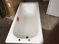 Bath new steel 160*70