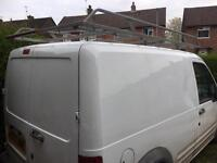 Ford transit connect rhino roof rack heavy duty