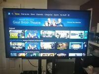 """Toshiba 43"""" 4K TV in excellent condition"""