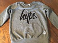 Boys hype jumper
