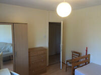 Need accomodation? Good size double room for ONE. Light and cosy. Tower Hamlet. TODAY