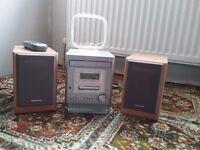 Panasonic CD Stereo System SA-PM07