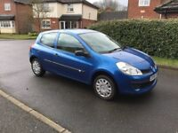 Renault Clio 1.5 DCI Expression (cheap tax)
