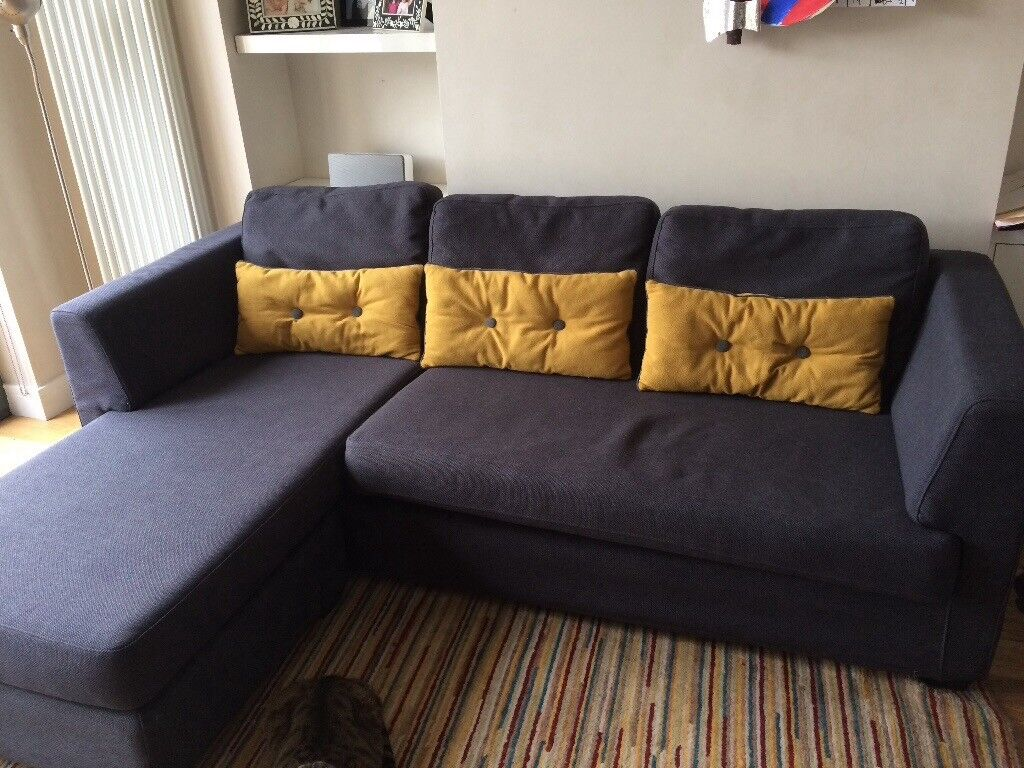Corner Sofa by Made - changeable chaise left or right and removable ...