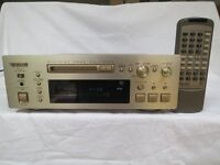TEAC MD - H500i MiniDisc Player / Recorder with RC-725 Remote