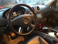 LHD - 2008 Mercedes ML 500 4-MATIC - Left hand drive UK registered
