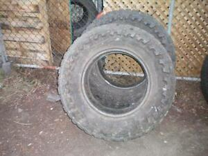 2 Toyo Open Country M/T Tires * 35x12.50 R18 LT 123Q  * $50.00 for 2 .  M+S / All Season Tires ( used tires )