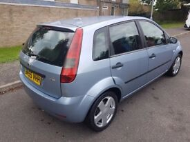 Fiesta 1.4 tdci new cam belt water pump drives superb MOT V5.. 2x keys no problems atall