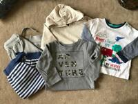 Next/Bluezoo baby boy bundle 12-18 Months