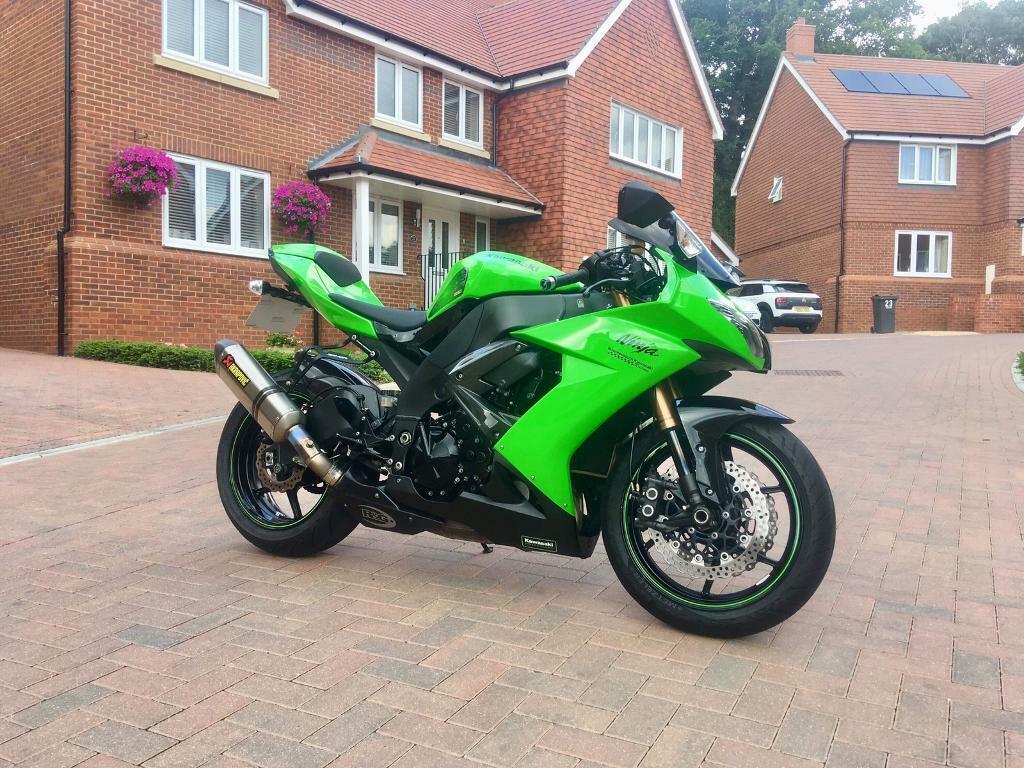 Kawasaki ZX10R 2009 Ninja | in Bournemouth, Dorset | Gumtree