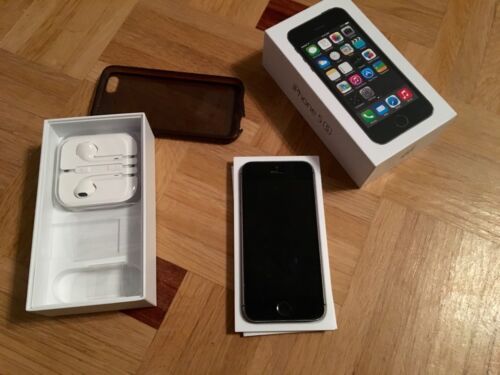 iphone 5s spacegrau 16 gb in bayern ansbach apple. Black Bedroom Furniture Sets. Home Design Ideas