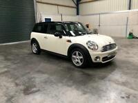 2009 Mini Cooper d clubman 1 owner fsh full mot guaranteed cheapest in country