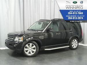 2016 Land Rover LR4 4WD 4dr *BEST PRICE IN CANADA* *LOCAL TRADE*