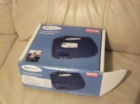 medix nebuliser ac 1000,compressor nebuliser,as new never used,new face mask & pipes.