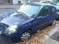 Renault Clio (2002)