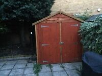 Shed for sale 8x6 ft only 6 months old