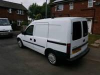 Vauxhall combo van 1.7 dti