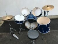 Ashton Drum Kit - Full Size (OFFERS WELCOME)
