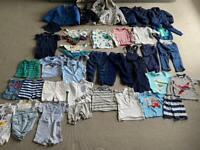 Baby boy/toddler clothes bundles